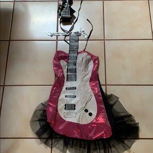Halloween Guitar Costume